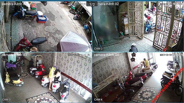 lap camera có day hay camera khong day