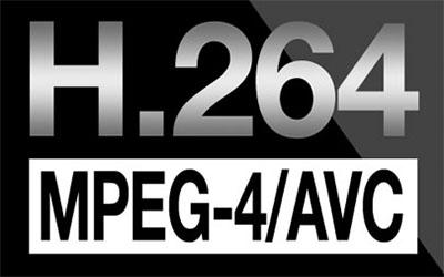 Chuan nen H 264 va H 265 tren camera quan sat