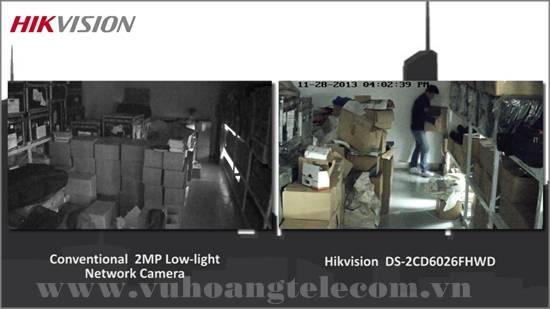 Camera IP indoor HIKVISION DS-2CD6026FHWD-A 1