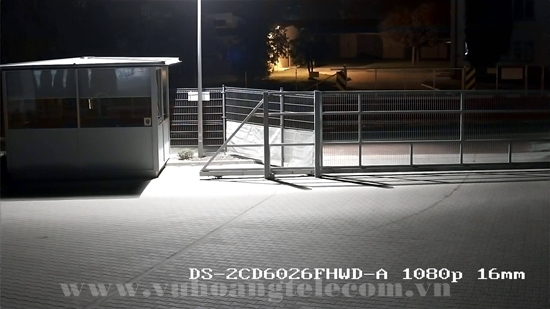 Camera IP indoor HIKVISION DS-2CD6026FHWD-A 2
