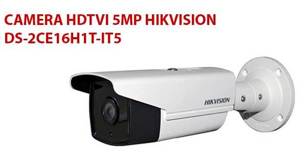 Camera HDTVI 5MP Hikvision DS-2CE16H1T-IT5 giá tốt