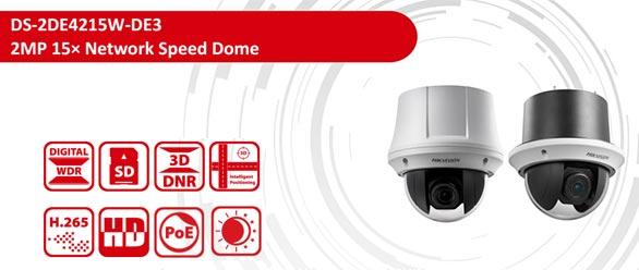 Camera PTZ IP 2MP HIKVISION DS-2DE4215W-DE3 giá tốt