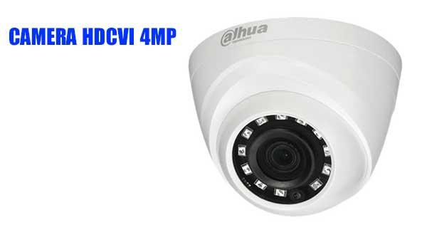 Camera Dome 4MP HDCVI Dahua HAC-HDW1400RP giá rẻ