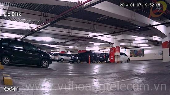 Camera HDCVI DAHUA HAC-HFW2100B