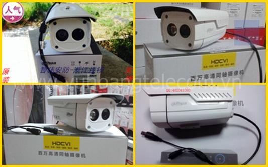 Camera HDCVI DAHUA HAC-HFW2100B - 1