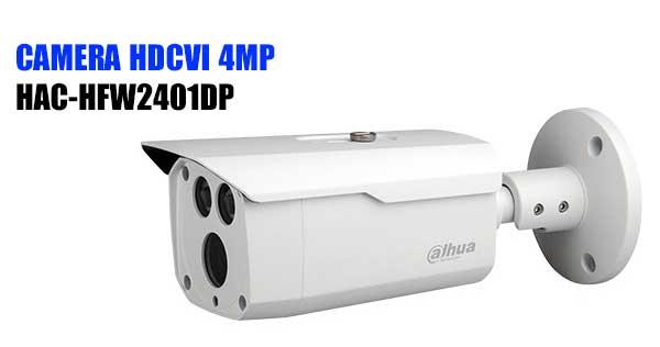 Camera HDCVI 4MP Dahua HAC-HFW2401DP giá rẻ