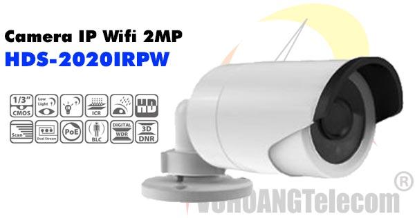 Camera IP Wifi 2MP HDParagon HDS-2020IRPW giá rẻ