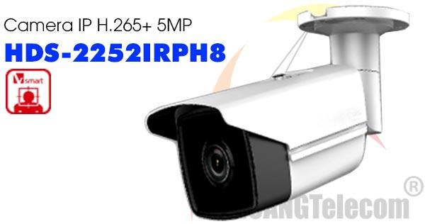 Camera IP H.265+ 5MP HDParagon HDS-2252IRPH8 giá rẻ