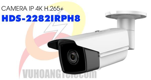 Camera IP 4K H.265+ HDParagon HDS-2282IRPH8 giá tốt