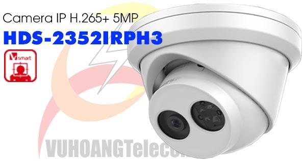 Camera Dome IP H.265+ 5MP HDParagon HDS-2352IRPH3 giá rẻ