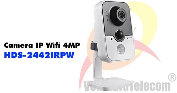 Camera IP Wifi 4MP HDParagon HDS-2442IRPW giá rẻ