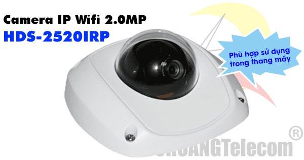Camera Dome IP Wifi 2MP HDParagon HDS-2520IRAW giá rẻ