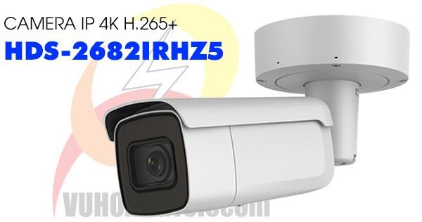 Camera IP 4K H.265+ HDParagon HDS-2682IRHZ5 giá rẻ