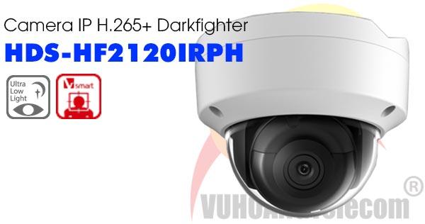 Camera IP 2MP H.265+ Darkfighter HDParagon HDS-HF2120IRPH giá rẻ