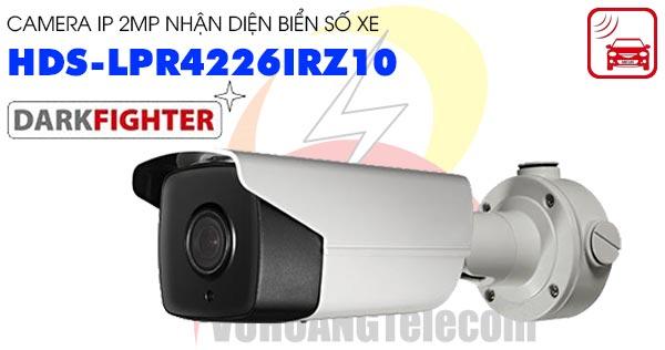 Camera IP nhận diện biển số xe HDParagon HDS-LPR4226IRZ10