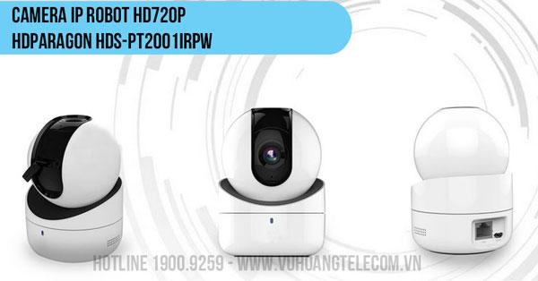 Bán camera IP Robot 1MP HDParagon HDS-PT2001IRPW giá tốt nhất