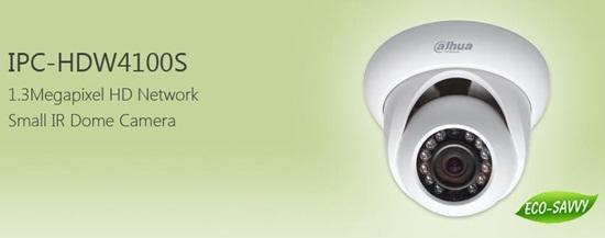 Camera IP DAHUA HDW4100S 1