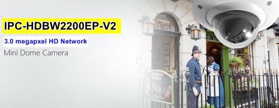 Camera IP DAHUA IPC-HDBW2200EP-V2 1
