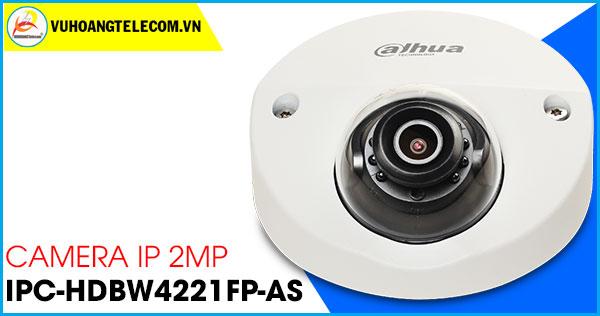 Camera Dome IP 2MP Dahua IPC-HDBW4221FP-AS giá rẻ