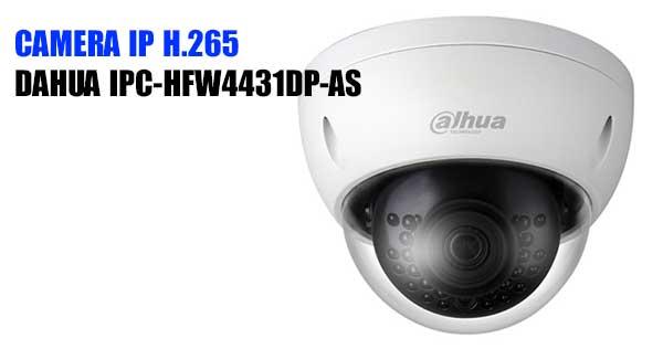 Camera IP H.265 4.0MP Dahua IPC-HDBW4431EP-AS giá rẻ