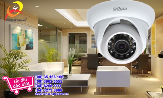 Camera IP bán cầu DAHUA IPC-HDW1120M 1