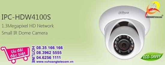 Camera IP DAHUA IPC-HDW4100SP-1