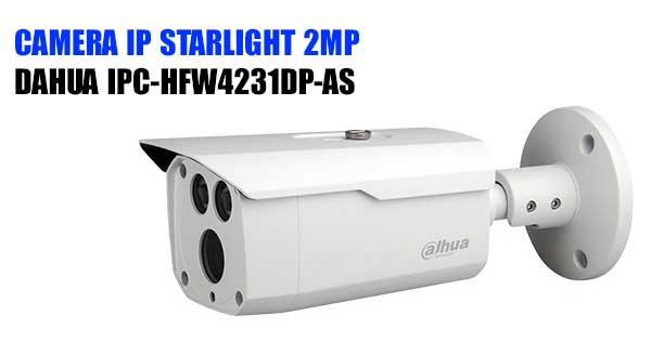 Camera IP Starlight 2MP Dahua IPC-HFW4231DP-AS giá rẻ