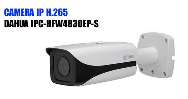 Camera IP H265 8MP Dahua IPC-HFW4830EP-S giá tốt