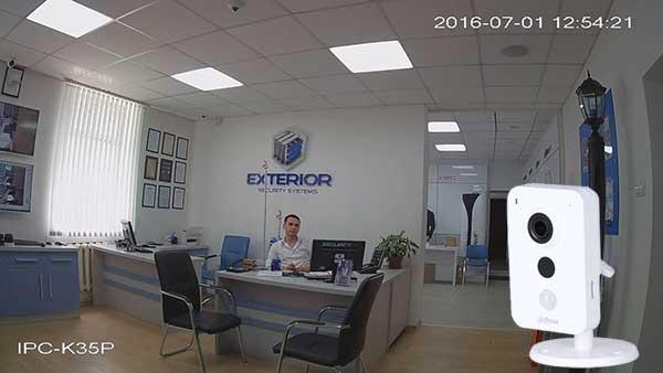 Camera IP Wifi 3.0MP Dahua IPC-K35A dễ dàng sử dụng