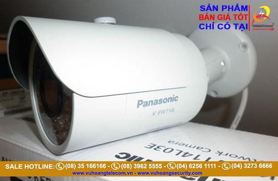 Camera IP hồng ngoại PANASONIC K-EW114L03 2
