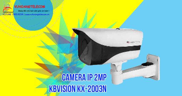 Bán camera IP 2MP KBVISION KX-2003N giá tốt