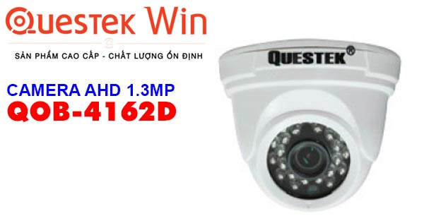 Camera Dome AHD 1.3MP Questek One QOB-4162D