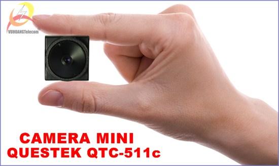 Camera QUESTEK QTC-511C ngụy trang mini
