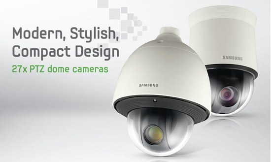 Camera Dome hồng ngoại Samsung SCP-2271P - 3