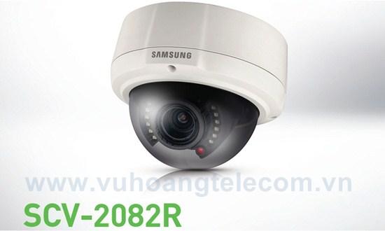 Camera Dome hồng ngoại Samsung SCV-2082RP - 2