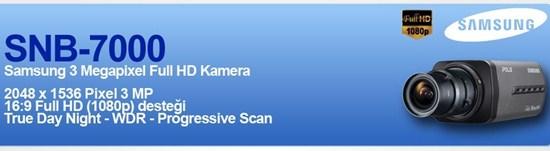 Camera IP Samsung SNB-7000P - 2