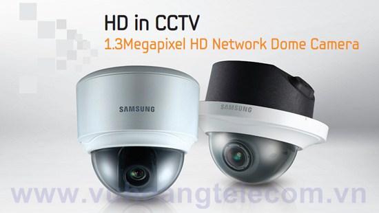 Camera IP Dome SAMSUNG SND-5080P-2