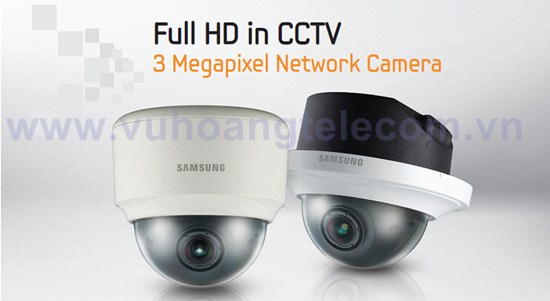 Camera IP Zoom SAMSUNG SND-7080P -3