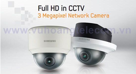 Camera IP Zoom SAMSUNG SND-7082P - 2