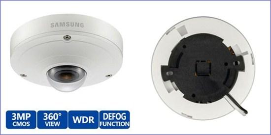 phân phối camera Dome Samsung SNF-7010VM - 2