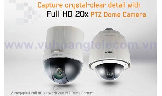 phân phối camera hồng ngoại Samsung SNP-6200HP-2
