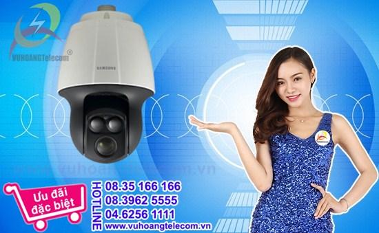 Phân phối camera Dome hồng ngoại Samsung SNP-6200RHP - 2