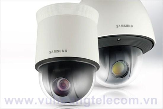 Phân phối camera Dome hồng ngoại Samsung SNP-6201P - 1