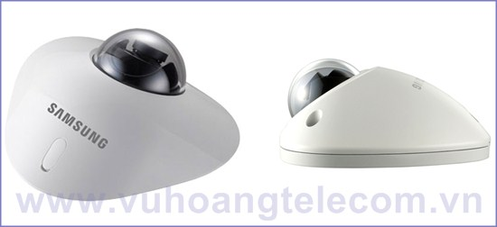 phân phối camera Dome Samsung SNV-6012MP - 2