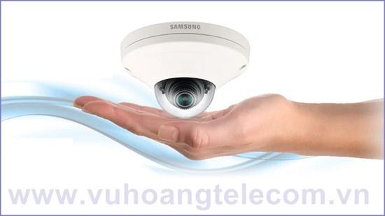 camera Dome Zoom Samsung SNV-6013 - 3
