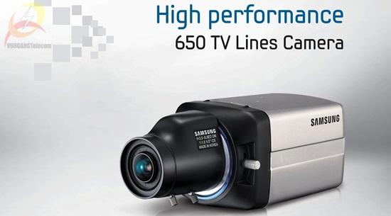 Camera thân Samsung SCB-2002P