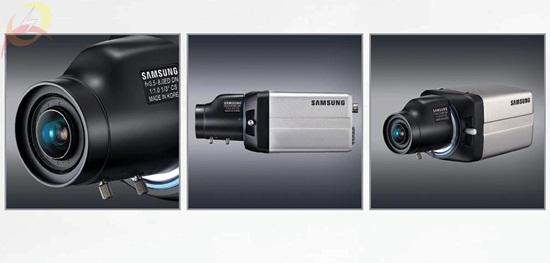 Camera thân Samsung SCB-2002P - 1