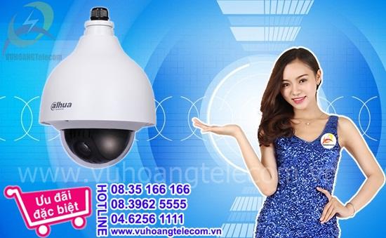 Camera Speed Dome HDCVI DAHUA SD40112I-HC