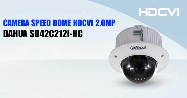 Camera Speed Dome HDCVI 2MP Dahua SD42C212I-HC giá rẻ