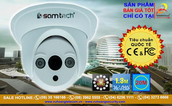 Camera AHD Dome SAMTECH STC-312G 1